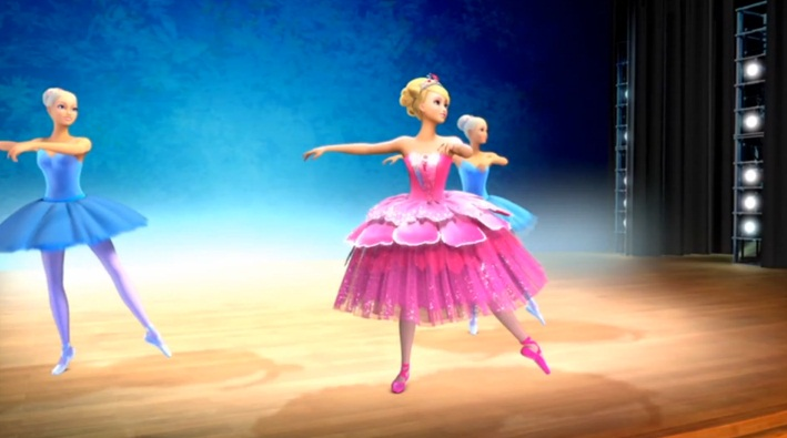 Barbie And The Pink Shoes Barbie Movies 32023111 709