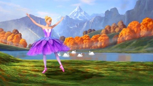 Barbie and the Pink Shoes!! - barbie-movies Photo