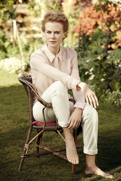 Nicole Kidman - Swisse photoshoot