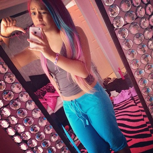 Beauty from The OMG Girlz