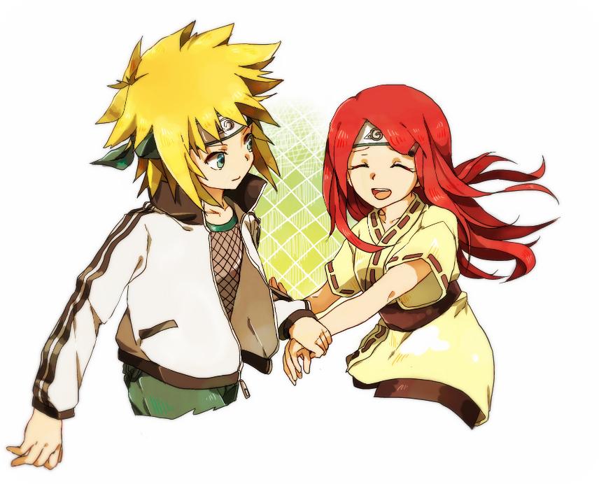 Minato and kushina kids
