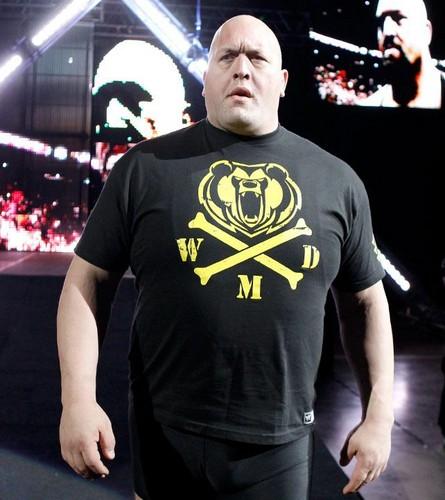 Big Show's new look