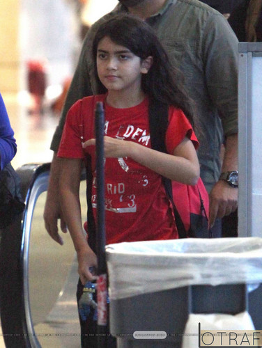Blanket Jackson wallpaper possibly with a street and a sign titled Blanket Jackson at the airport ♥♥