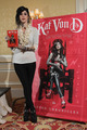 Book Presentation in Berlin - kat-von-d photo