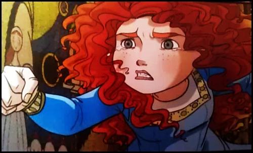 Ribelle - The Brave Comic