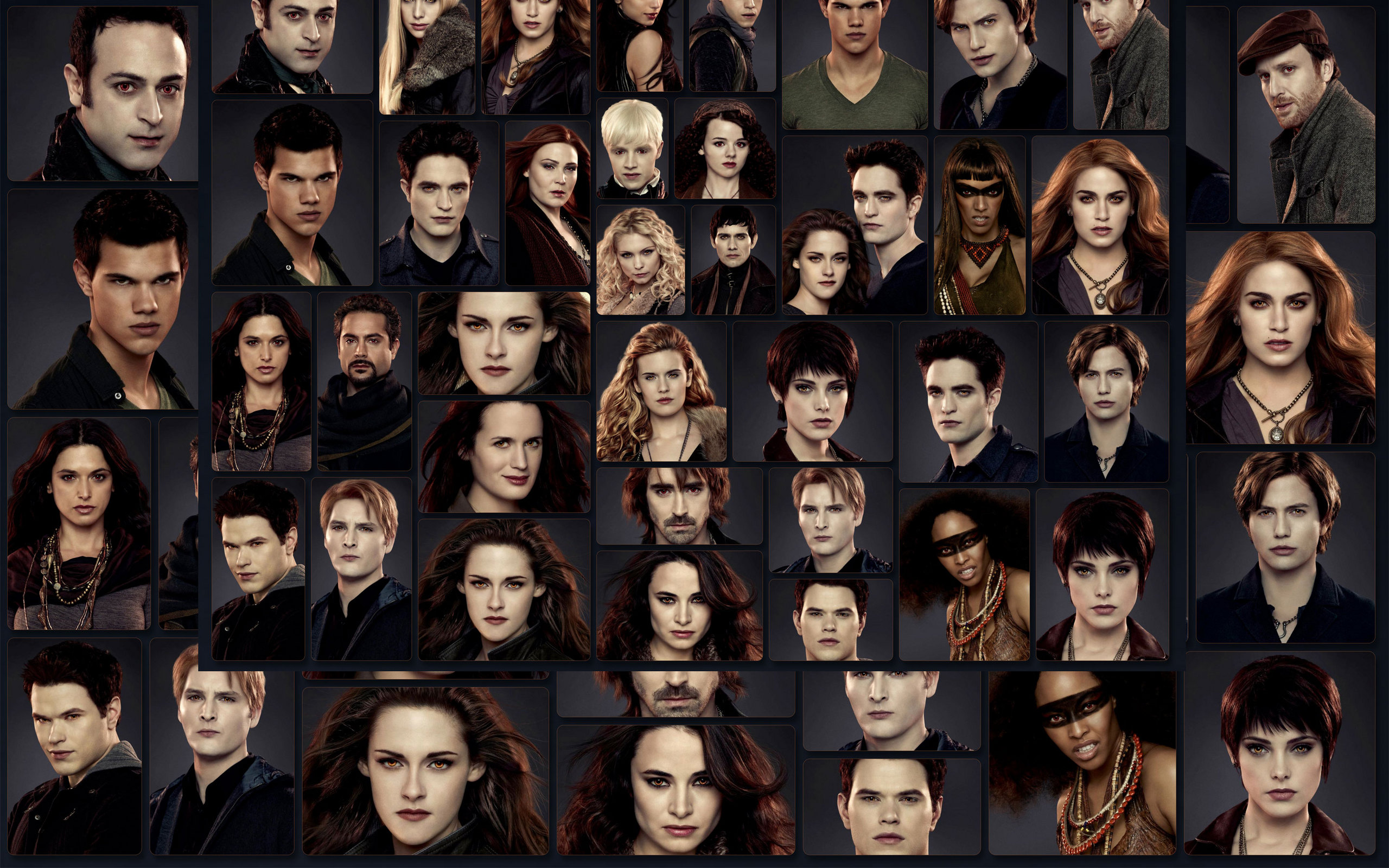 Wallpaper Blink The Twilight Saga Breaking Dawn Part