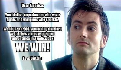 Britian Wins
