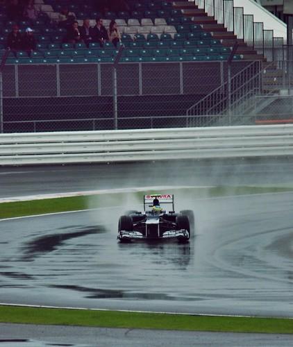 Bruno Silverstone 2012
