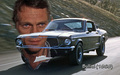 Bullitt 1968 - movies wallpaper