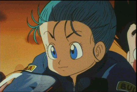 Bulma Brief - Screenshots Episode 2 (DB)