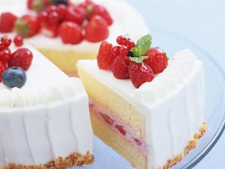 Essen Hintergrund containing a cupcake and a banane teilt, split called Cake