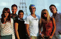 Capricho - Phototshoot - rbd-band photo