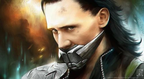 Captured Loki