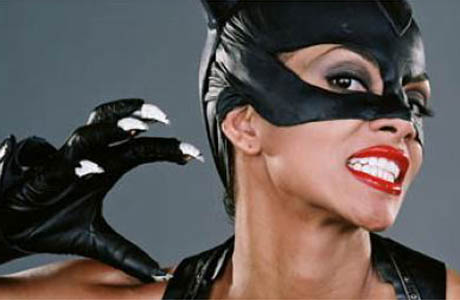 Halle Berry Images Catwoman Wallpaper And Background Photos