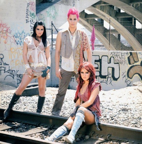 Celestial Bands: RBD Band Images Celestial