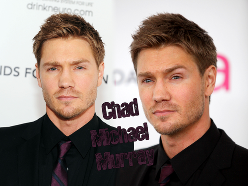 Chad Michael Murray wallpaper containing a business suit called Chad in 2012 ♥