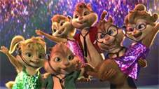 Chipmunks, my sisters, and I