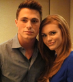 "Colton & Holland = ♥ ""They Belong 2gether"" 100% Real♥ - colton-haynes photo"