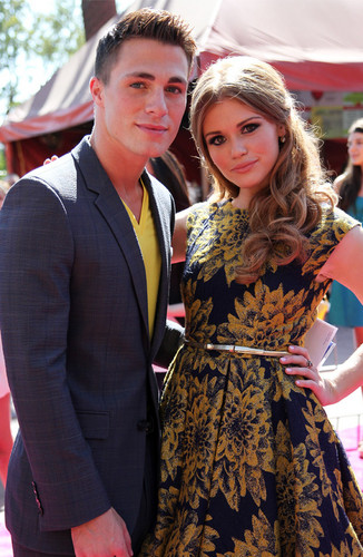 "Colton & Holland = ♥ ""They Belong 2gether"" 100% Real♥"