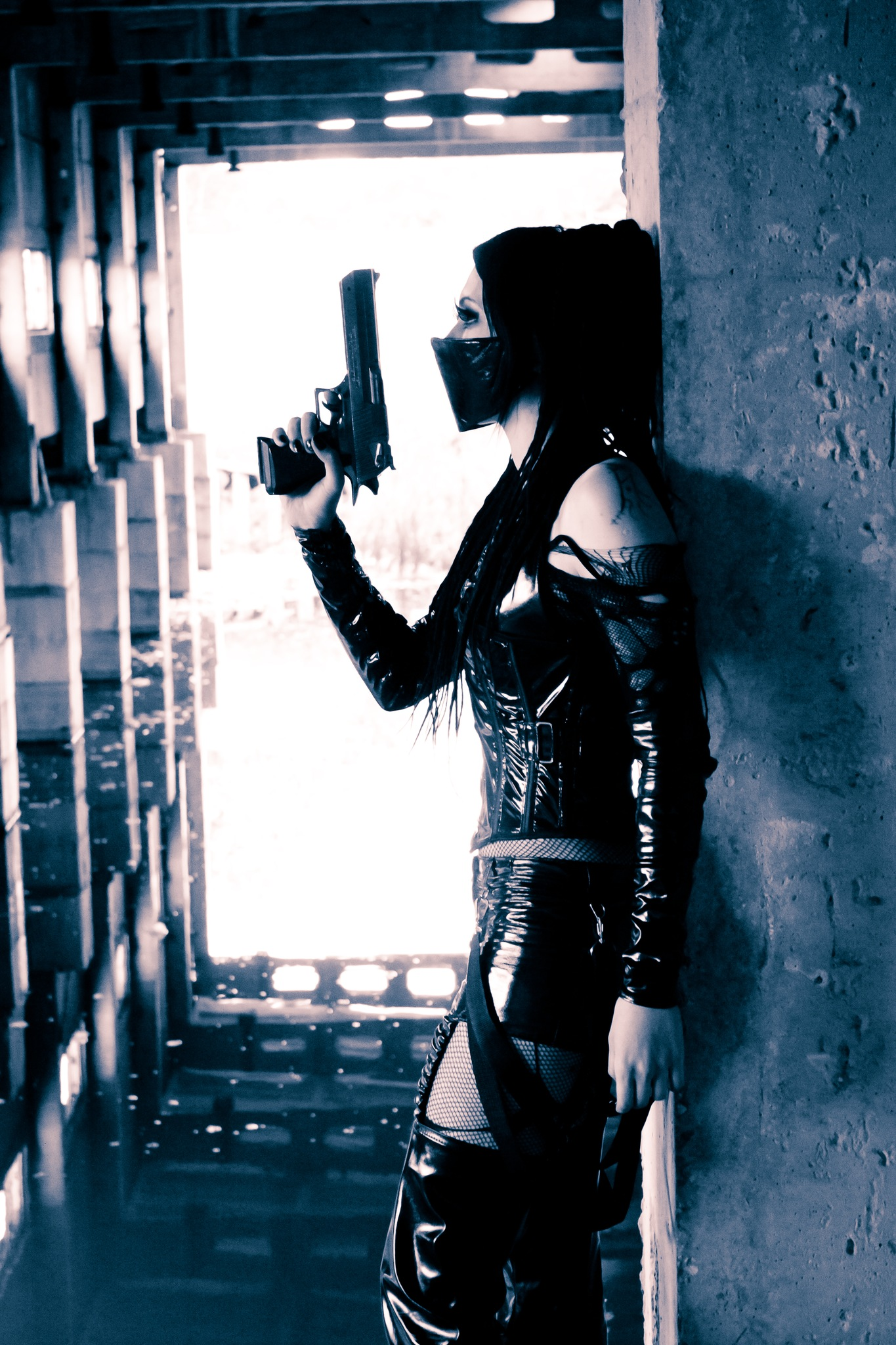 Many Styles Images Cybergoth Hd Wallpaper