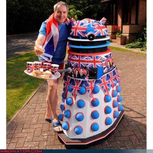 Dalek Funnies