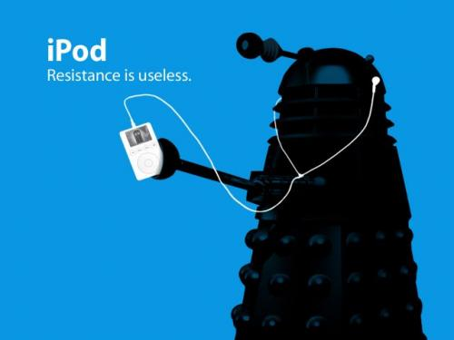 doctor who wallpaper probably containing a flashlight battery and a pelicano, pelican crossing titled Dalek Funnies