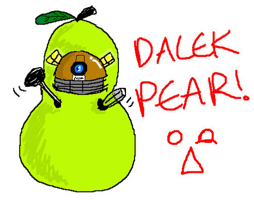 Dalek Pear