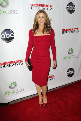 Desperate Housewives Finale Party in L.A. 2012