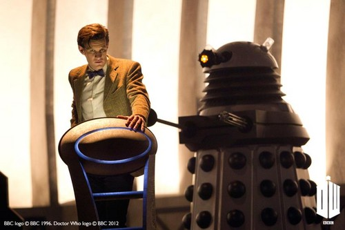 Doctor Who 7x01 Stills