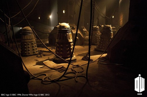 Doctor Who 7x01 Stills