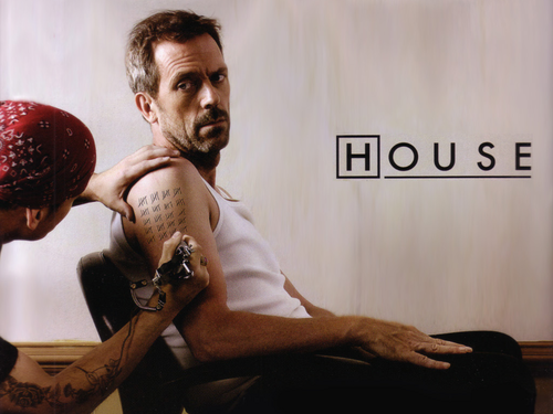 Dr. Gregory House wallpaper entitled Dr. Gregory House
