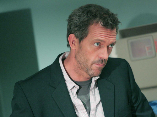 le Dr. Gregory House