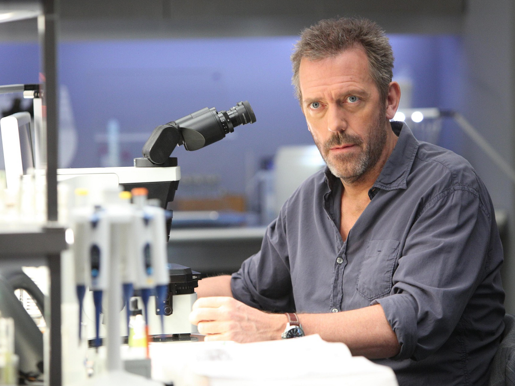 gregory house how tall