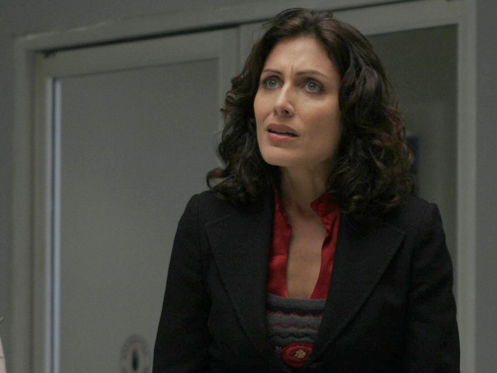 Lisa Edelstein Dr. Cuddy House