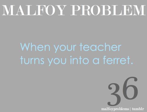 Drago Malfoy karatasi la kupamba ukuta entitled Draco Malfoy problems