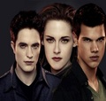 EdwardBella&Jacob - twilight-series photo