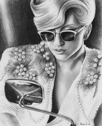 Eh eh. - lady-gaga Fan Art