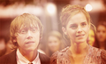 Emma & Rupert  - rupert-grint-and-emma-watson fan art