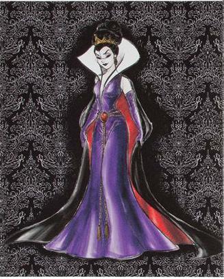 Evil Queen Designer
