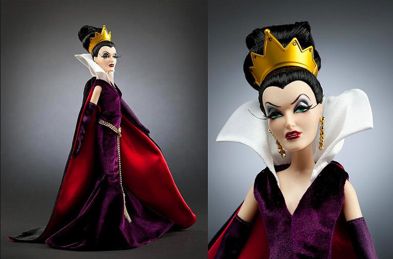 Evil queen Desinger Doll