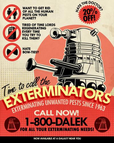 Exterminators!