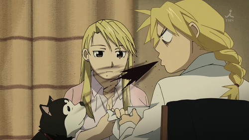 Funny FMA Screen