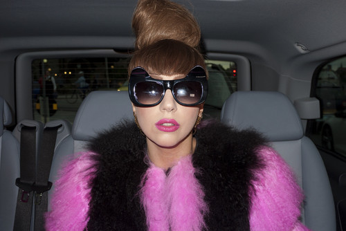 Gaga por Terry Richardson in Sweden
