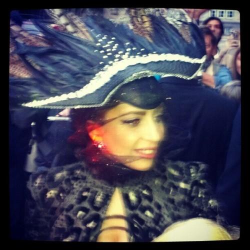 Gaga in Copenhagen