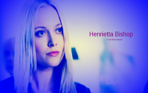 Georgina Haig as Etta Bishop