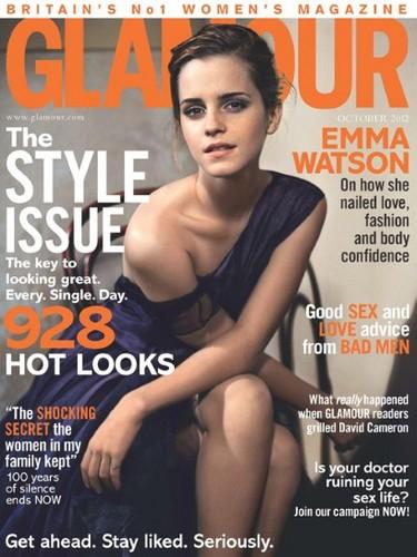 Glamour UK - October 2012