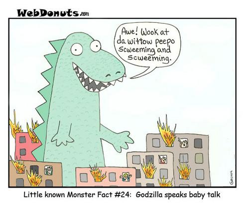 Godzilla LOL