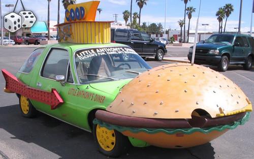 Good burger car