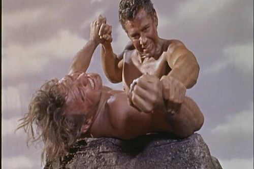 Gordom Scott in Tarzan the Magnificent