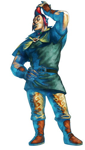 Groose(Skyward Sword)